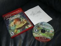 Ni No Kuni Playstation 3 PS3 Game