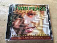 Twin Peaks Season 2 Angelo Badalamenti David Lynch OST Soundtrack Score CD
