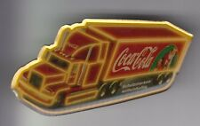 RARE PINS PIN'S .. COCA COLA COKE ALLEMAGNE GERMANY CAMION US TRUCK BIG ~18