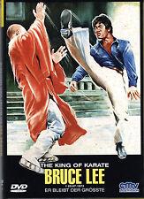 Bruce Lee , Superdragon / The King of Karate , small hardbox , uncut , new