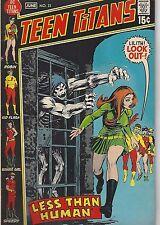 Teen Titans No. 33 DC Comics Less Than Human Robin Wonder Girl Kid Flash Speedy