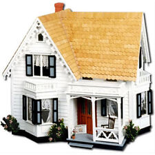 NEW Westville Dollhouse Kit Wood Doll House Wooden Kit Gothic style Toy Play