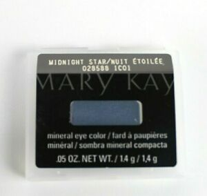 Mary Kay Mineral Eye Color - Midnight Star - Brand New in box free shipping