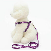 Leashes Adjustable Lead Pet Puppy Cat Dog Training Harness Walking Traction Rope