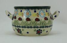 Bunzlauer Keramik Suppentasse 0,3Liter, (B006-IF45), Hitze- und Kältebeständig
