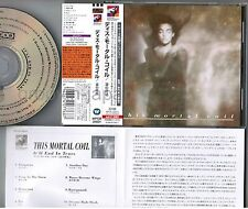 THIS MORTAL COIL It'll End In Tears JAPAN CD WPCB-20021 Beggars Masterpieces OBI