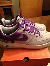 "Nike Air Force 1 One Lebron James Chamber Of Fear ""Hype"" Size 10.5 Deadstock QS"