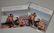 SUMMER CLASSICS 2 CD 'S MIT DEAN MARTIN - FRANK SINATRA - PERRY COMO - DORIS DAY