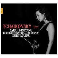Tchaikovsky Live, New Music