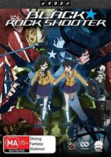 Black Rock Shooter (DVD, 2012, 2-Disc Set)