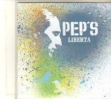 (DT244) Pep's, Liberta - DJ CD