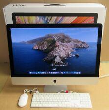 "Apple iMac 18,3 Retina 5K 27"" 4C i7-7700K 4.2GHz 16GB Ram 500GB SSD OS-Catalina"