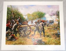 Battery Longstreet by Don Troiani Limited Edition Print 685/1000 Signed w/COA