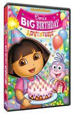 Dora the Explorer - Dora's Big Birthday Adventure [New DVD] Full Frame, O-Card P