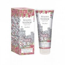Woods of Windsor Nourishing Hand Cream True Rose 100ml 3.4 fl oz