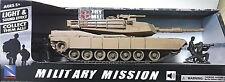 NEW RAY MILITARY MISSION 1:32 CARRO ARMATO CON LUCI, SUONI E SOLDATI ART 01756I