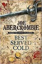 Best Served Cold by Joe Abercrombie (Paperback) New Book