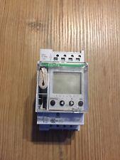 Schneider CCT15720 IHP - 1 Channel 24 Hour 7 Day 16 Amp Time Switch Clock Merlin
