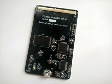 USB Flash HuCard Cart V2.0 1MB programmable for PC Engine TurboGrafx 16 PAL NTSC