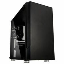 Kolink Citadel Micro-ATX Case - Black
