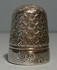 Thimble Dorcas by Charles Horner - Vintage or Antique