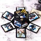 Hexagon Explosion Box DIY Scrapbook Photo Album Brithday Wedding Gift Boxes