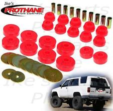 Prothane 18-102 Toyota 4-Runner Body Mount & Radiator Support Bushing Kit-20pc