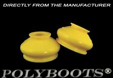 2x Polyboots Polyurethane  Ball Joint Track Rod Dust Boots Covers 14x31x23 mm