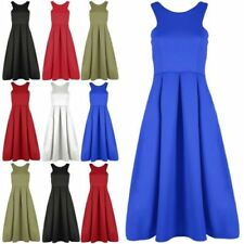 Party Dresses for Women with Pleated Skater Dresses