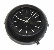 VINTAGE ILLUMINATED WEMPE CHRONOMETER WERKE SHIPS MARINE SLAVE CLOCK BOAT WATCH