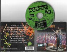 CD 10T OZZ-FEST LIVE SLAYER/FEAR FACTORY/OZZY OSBOURNE /SEPULTURA/COAL CHAMBER
