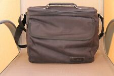 """Universal DLP LCD Projector Carrying Case Shoulder Accessories Bag NEC 12""""x9""""x7"""""""
