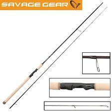 Savage Gear Custom Coastal Spin 304cm 12-40g, Spinnrute für Barsch und Zander
