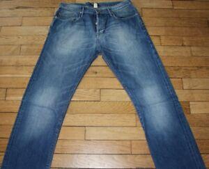 RWD Jeans pour Homme W 32 - L 34 Taille Fr 42  (Réf # O103)