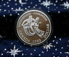 Canada - 1 Silver Dollar 1983 - Uncirculated