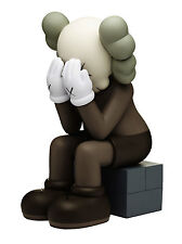 KAWS PASSING THROUGH COMPANION 2013 BROWN Vinyl bff resting place astroboy