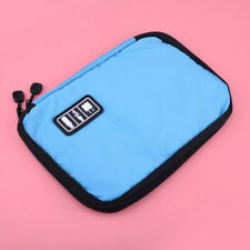 Portable Cable Organizer Storage Case USB Earphone Flash Drive Headset Pouch Bag