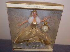 New Holiday Celebration Barbie Special Year 2000 Edition Y2K Doll MATTEL 28269