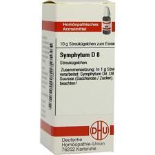 Symphytum D 8 globuli 10 G PZN 7460118