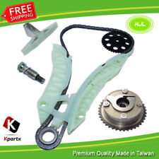 TIMING CHAIN KIT+VVT GEAR FOR PEUGEOT 207 308 3008 5008 RCZ 1.6L TURBO THP EP6DT