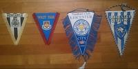 Newcastle Pennant Leicester West Ham Vintage Football Soccer Rare
