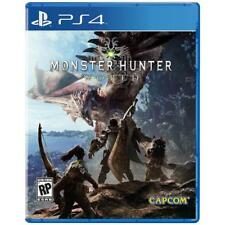 Juego Sony PS4 Monster Hunter World