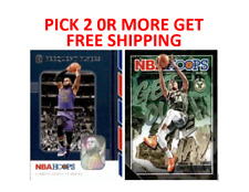 2019-20 Hoops Frequent Flyers & Get Out The Way Pick 2 + Get Free Shipping
