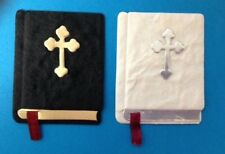 WHOLESALE 20 Holy Bibles Religious Card Making Scrapbook Craft Embellishments