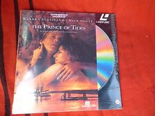 The Prince of Tides Barbra Streisand Nolte Laser Disc Large DVD LaserDisc Film