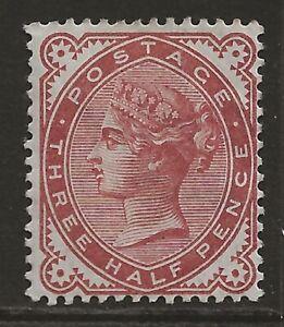 GB 1880 1½d venetian red MINT MH OG SG#167 cat £250