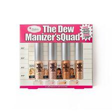 TheBalm el Rocío Manizer 'Squad (4 Mini Manizer líquido Rotuladores) el Bálsamo Nuevo En Caja