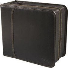 Case Logic KSW-320 Koskin 336 Capacity CD/DVD Prosleeves Wallet (Black)
