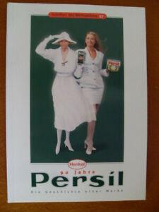 90 Jahre Persil: Die Geschichte Einer Marke