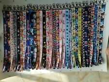 lot Cartoon mixs Neck Straps Key Chains Lanyard ID Holder